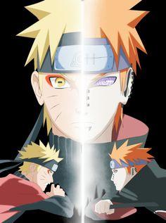 Naruto Shippuden Naruto vs Pain