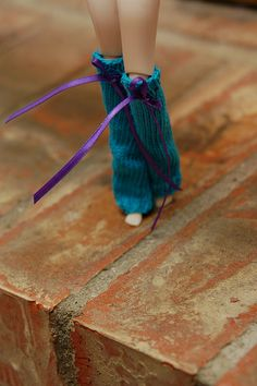 Pullip Legwarmers by NPQC Blog, via Flickr