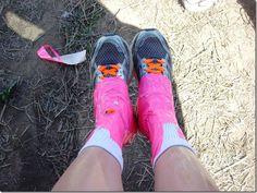 Mud Run Tips & What To Wear | Skinny Chick Blog