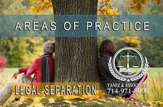 What is a Legal Separation and How Does it Differ From Divorce in OC California?