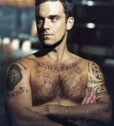 Robbie Williams - Tattoos.net
