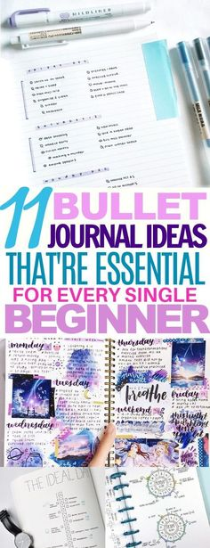 These bullet journal ideas are PERFECT! I was able to find bujo daily planners, monthly layouts, life ranks, mood trackers, […] Bullet Journal Inspiration, Journal Ideas, Journal Themes, Monthly Planner, Happy Planner, Planner Stickers, Bujo, Bullet Journal Printables, Bullet Journals