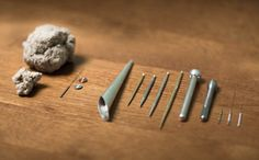 Japanese acupuncture tools