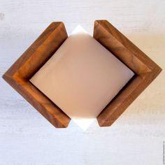 Купить Салфетница из дуба - деревянные заготовки, кухонный интерьер, заготовки из дерева, салфетница