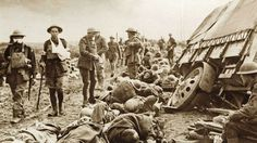 Research by the In Flanders Fields Museum has revealed that the number of soldiers killed at the Third Battle of Ieper, also known as the Battle of Passendale, is much higher than had been believed. While up until now most historians have spoken of between 350,000 and 400,000 fatalities, researchers at the museum now say that at least 600,000 Allied and Germans soldiers perished during the battle in the latter half of 1917.