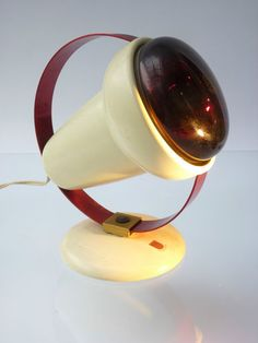 Charlotte Perriand for Philips Infraphil lamp 1960'S
