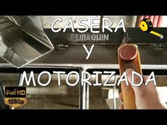 PLEGADORA DE CHAPAS CASERA 3 ( De manual a motorizada) - YouTube