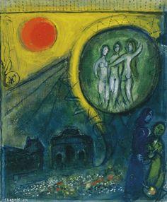 Marc Chagall... | Kai Fine Art More