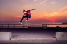 "David Manaud (@davemanaud) sur Instagram : ""@undergrund ollie! #anglet . . . . . . . . . . #skate #skateboard #skatelife #photo #nikon…"""