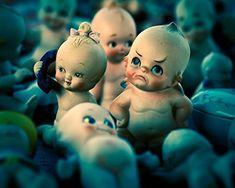 Kewpie Doll Still Life Photo - Fine Art Photography Print *** Visit the image link more details. (Amazon affiliate link)