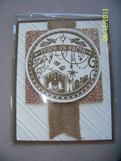 Lori's Stampin' Creations - Christmas Stampin Up