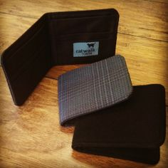 This bifold wallet from Oh So Retro is the perfect way to carry all your cash and cards in style