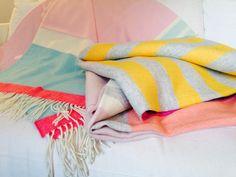 New collection #plaids #throws #lavilladeco #shop #home #interiors #lifestyle #twig #twiguk #accessories #colour #cosy