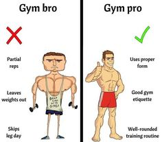 Are you a gym bro or gym pro ? #gym #training #fitstyle #gymwear #strong #trainhard