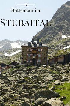 Wanderung zur Nürnberger Hütte im Stubaital