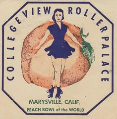 Collegeview Roller Palace - Marysville, California | Flickr - Photo Sharing!