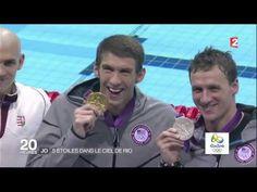 Jeux Olympiques Rio 2016 les stars ......