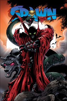SPAWN.COM >> COMICS >> SPAWN >> MONTHLY SERIES >> ISSUE 44