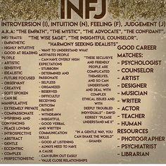 No photo description available. via Infj Traits, Infj Mbti, Intj And Infj, Infj Type, Enfj, Introvert Personality, Myers Briggs Personality Types, Infj Door Slam, Infj Problems