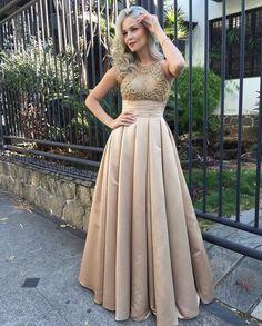 vestido de festa gode