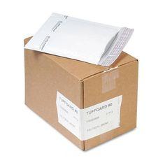 Sealed Air Jiffy TuffGard Self-Seal Cushioned Mailer
