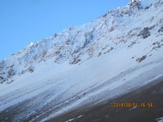 Nieve en Las Cuevas