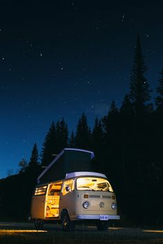 van-life: Model: VW Westfalia 1978 Location: Kananaskis Alberta LETS GO Hippies love nature outdoors and camping! Campers road trips in a Westphalia log cabins and more. An inspiring board to stay wild! Volkswagen Transporter, Volkswagen Bus, Vw T3 Westfalia, Vw Minibus, Vw Bus T2, Vw Camping, Motorcycle Camping, Camping Life, Camping Outdoors