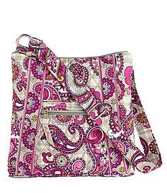 $60.00 Vera Bradley Hipster Cross-Body Bag | Dillards.com