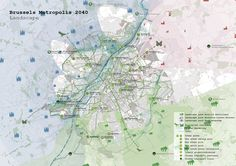 Visuals - Brussel2040 - Projects - KCAP