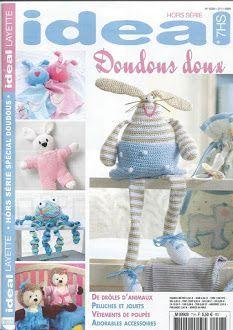 Tableau Images En Doudou Du 40 2019Crochet Dolls Meilleures Bébé yf6bg7