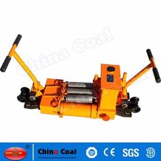 chinacoal03 YTF-400 Hydraulic Rail Gap Adjuster/Rail Gap Regulator for Railway YTF400 rail gap adjuster (regular),the maximum pushing force is 40tons,at the normal situation,it could push 4-5 sets 12.5m 60kg/m rail,or it could push 2sets 25m 60kg/m rail. Rail gap will change because of the weather and driving factors. In order to get well the rail gap's size,it need to adjust rail. For YTF400 rail adjuster,it could adjust 50kg/m,60kg/m,75kg/m rail.