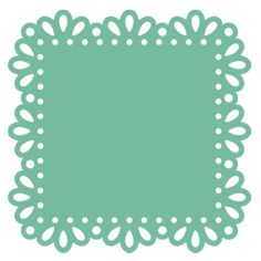 Free SVG File – Lacey Square