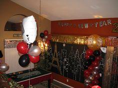 Casino decorations new years