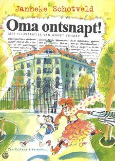 Janneke Schotveld - Oma ontsnapt! (kinderjury 2013) (bron: http://www.bol.com/nl/p/oma-ontsnapt/9200000002229572/)