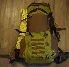 Bug out bag Granite Gear