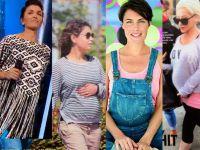 Grossesses people : #Jenifer, #MilaKunis, #ChristinaAguilera, #AlessandraSublet #babybump #enceinte #grossesse http://bit.ly/1lR32V2
