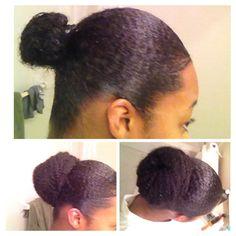 Marley Hair Bun.