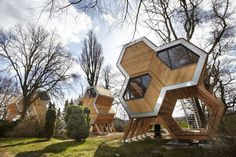 andreas wenning treehouse - Google Search