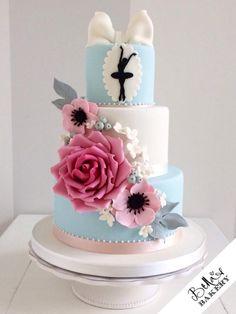 Ballerina cake - Cake by Bella's Bakery