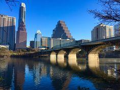 Austin, Texas Bridge