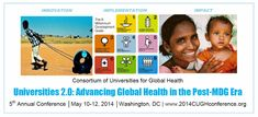 Current Openings in Global Health