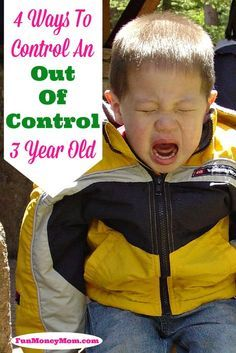 """Sometimes the """"terrible twos"""" are easy compared to the """"threes"""". Find out how the best way to deal with those three year old temper tantrums."""