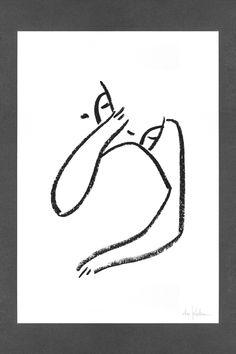 Minimal oil pastel art on paper - hugging couple Black And White Art Drawing, Black And White Sketches, Black And White Posters, Black And White Prints, Black And White Wall Art, Black And White Aesthetic, Black And White Abstract, Love Drawings Couple, Hug Illustration