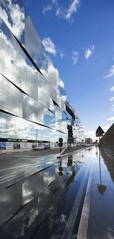 New BNL-BNP Paribas Real Estate Group Headquarters - Picture gallery