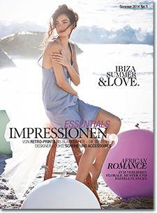 Der Impressionen Katalog Jetzt Online Blättern Magazines Book