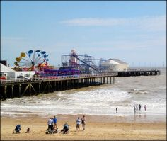 Clacton on Sea -- The Pier Sea Murals, British Seaside, Mural Ideas, Norfolk, London England, Travel Ideas, Childhood Memories, Parks, Buildings