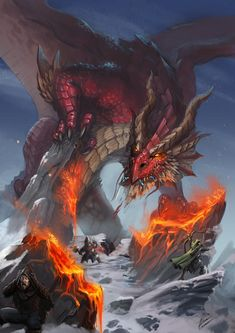 Dungeons And Dragons, Dnd Dragons, Cool Dragons, Fantasy Images, Fantasy Artwork, Magical Creatures, Fantasy Creatures, Mythical Dragons, Legendary Dragons