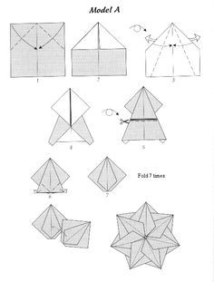 Teabag origami