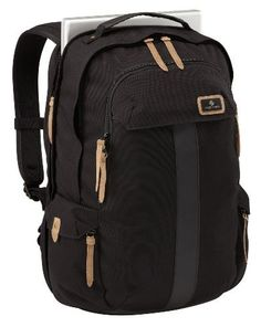 Eagle Creek Luggage Heritage Checkpoint Backpack, Black, One Size Eagle Creek. $135.00. Two-way lockable zippers on front, main and laptop compartments for travel security. Travel-focused organization in front zippered pocket includes, interior mobile phone and electronics pocket, key fob and pen slots. 915d Hp Cordura/ 900d Bi-tech. Interior zippered pocket. Ergonomically contoured shoulder straps with adjustable sternum strap. Made in Vietnam. Travel backpack with checkpoint f...