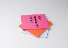 75 on Editorial Design Served - Booklets - The Designer's Guide